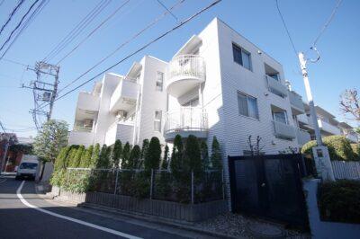 中銀弥生町マンシオン 外観 (2)