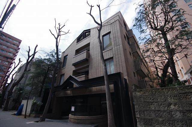 ベルテ代々木Ⅱ 外観 (1)
