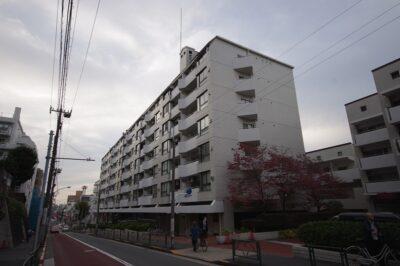 北新宿パークハイツ 外観