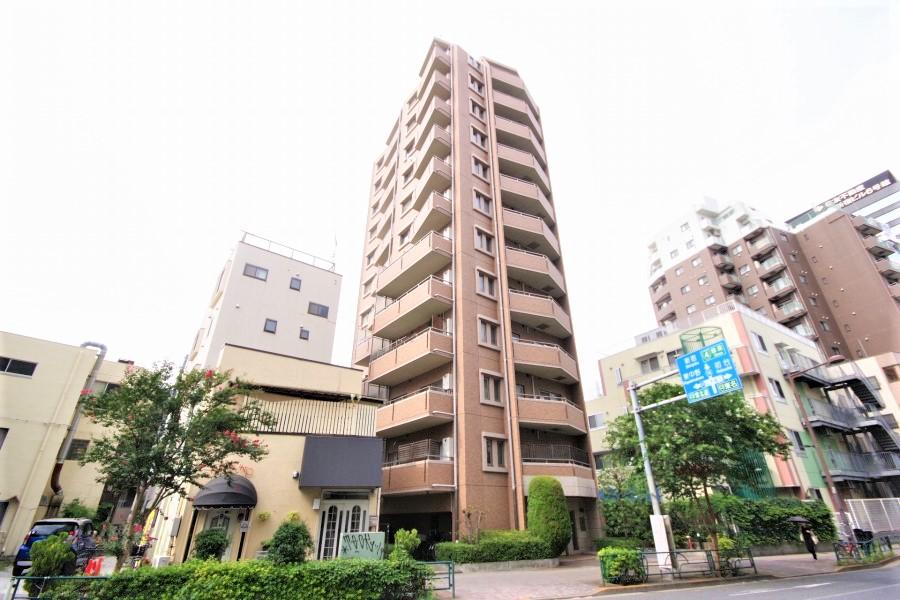 アイディコート新宿西アルテ (1)