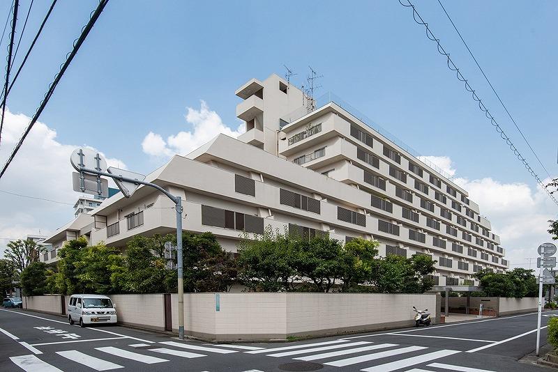 日商岩井豪徳寺マンション (1)