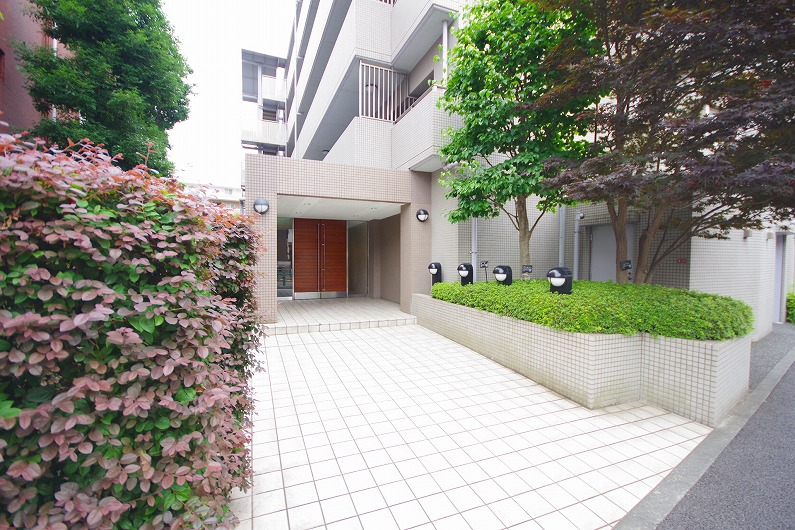 中野富士見町パークホームズ_外観 (2)