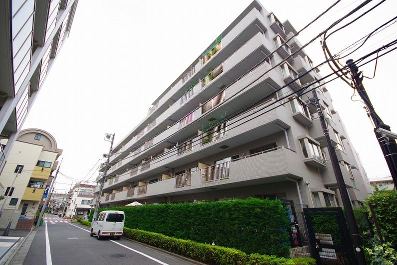 中野富士見町パークホームズ_外観 (3)
