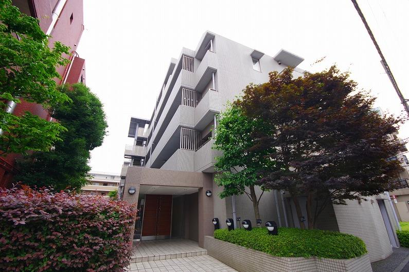 中野富士見町パークホームズ_外観 (8)