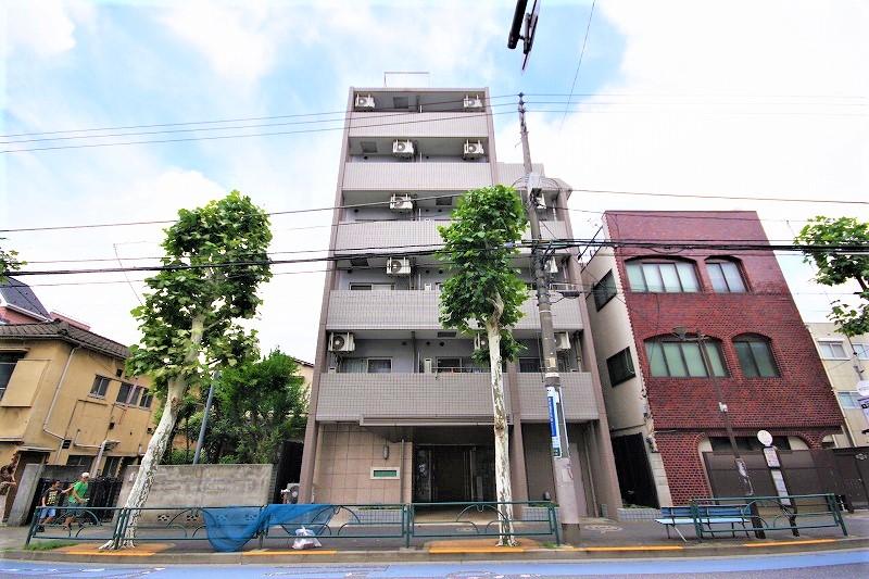 日神デュオステージ幡ヶ谷206-1