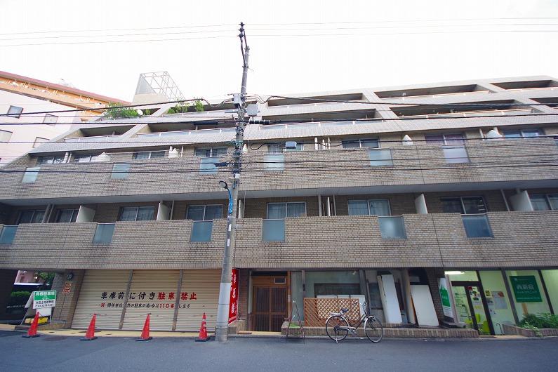 シェモワ新宿 外観 (7)