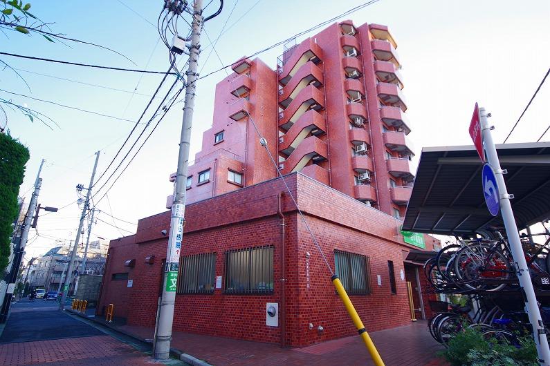 モナークマンション方南町_外観 (9)