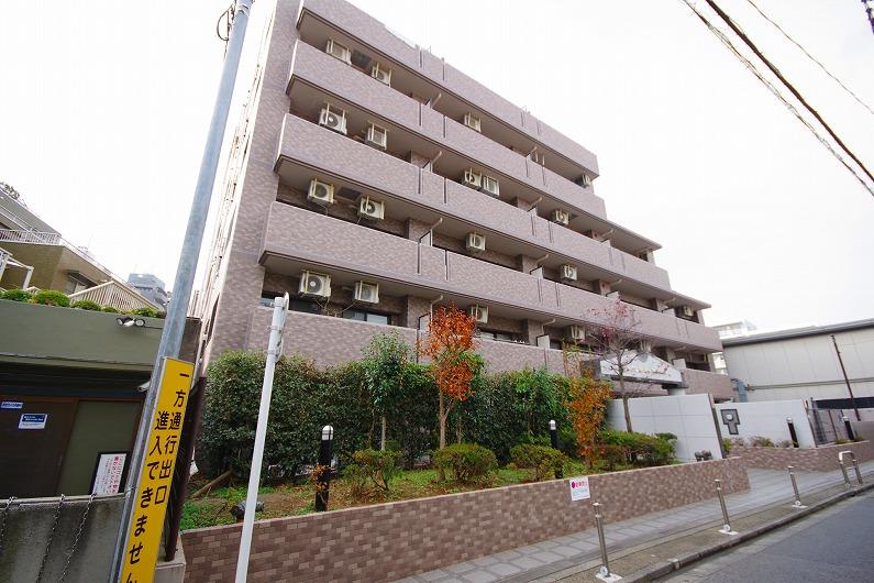 ライオンズシティ幡ヶ谷壱番館_共用部・外観 (2)