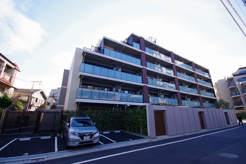 リビオレゾン渋谷笹塚_外観 (7)