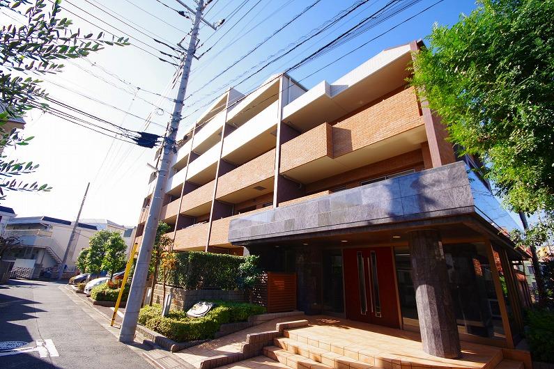 レクセルマンション笹塚_外観 (2)