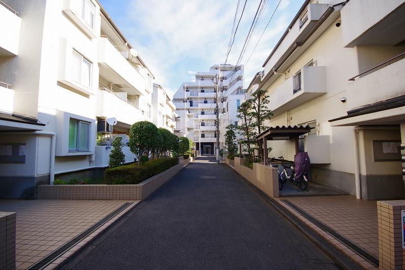 笹塚リッツハウス_外観 (4)