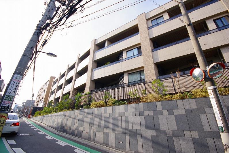 レフィール参宮橋ヒルズ_外観 (1)