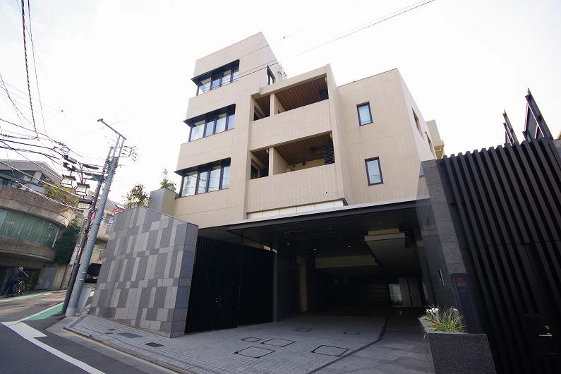 レフィール参宮橋ヒルズ_外観 (9)