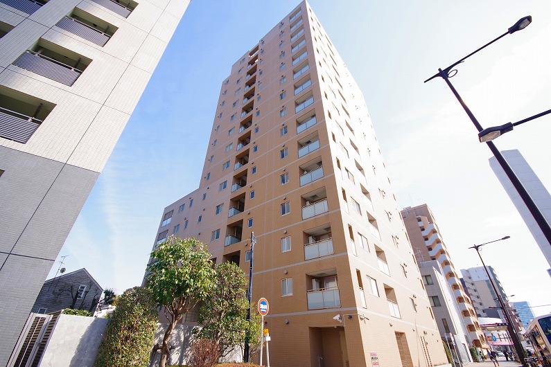 渋谷神山町レジデンス_外観 (6)