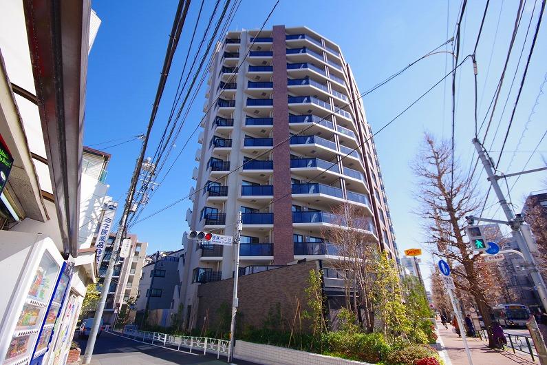 ザ・パークハウス渋谷笹塚_外観 (8)