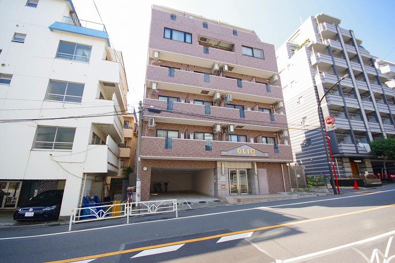 OLIO渋谷西原_外観 (1)