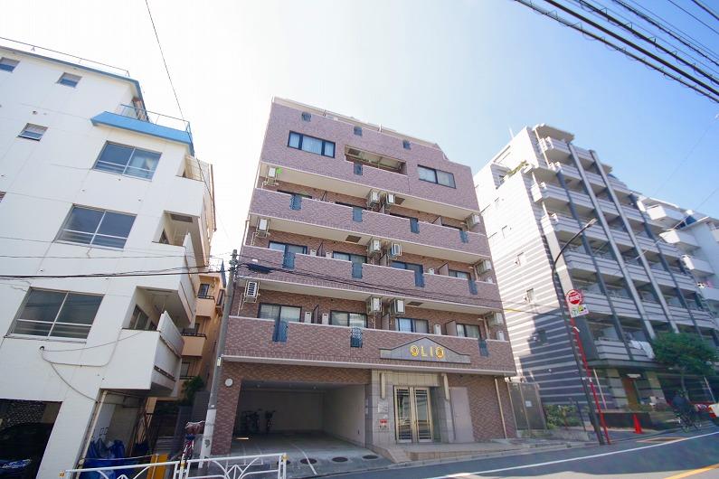 OLIO渋谷西原_外観 (2)