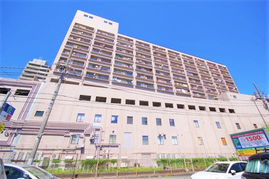 幡ヶ谷ゴールデンマンション (1)