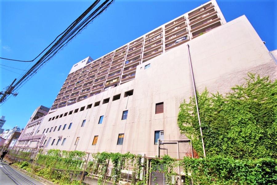幡ヶ谷ゴールデンマンション (3)