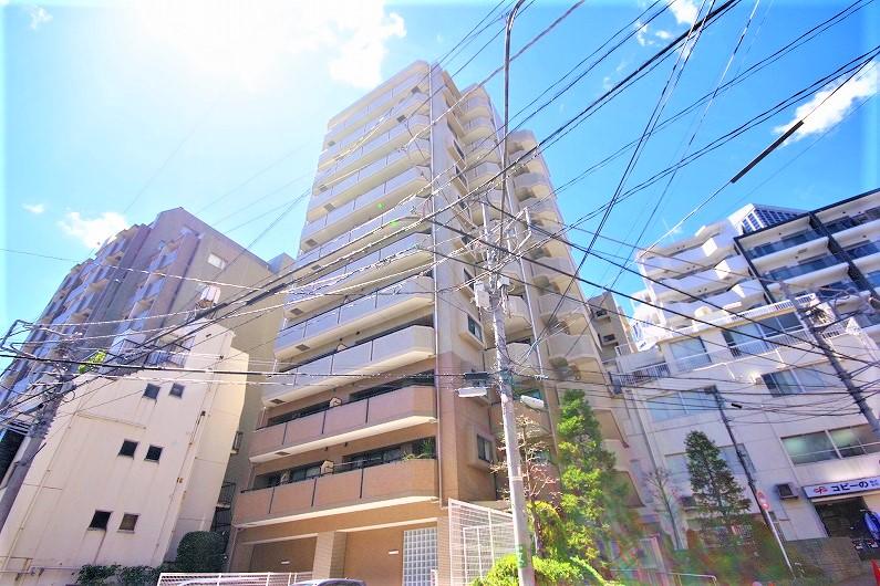 藤和シティホームズ代々木二丁目_外観 (2)