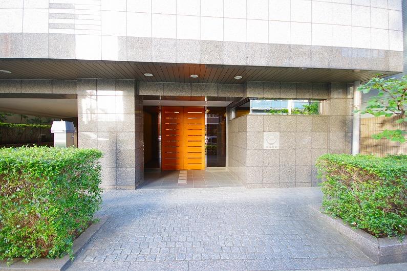 クレッセント渋谷神泉_外観 (2)
