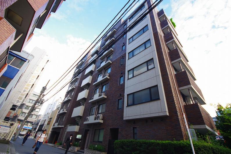 東急ドエル・アルス渋谷八幡坂_外観 (9)
