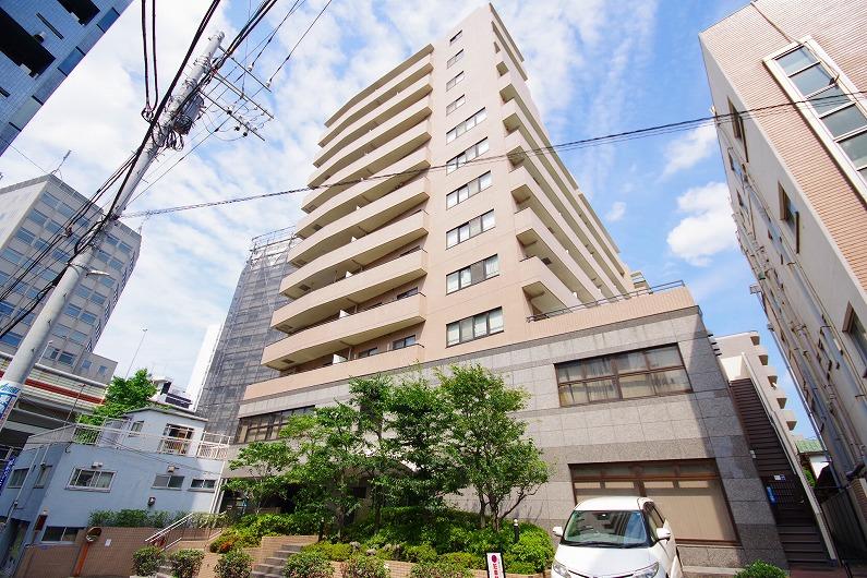 アルス笹塚_外観と共用部 (3)