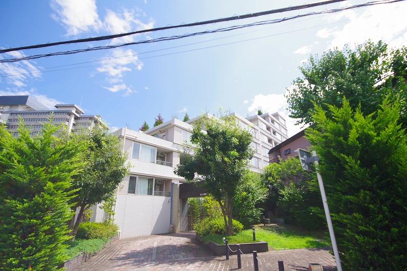 パークハウス東中野リヴゴーシュ_外観 (4)