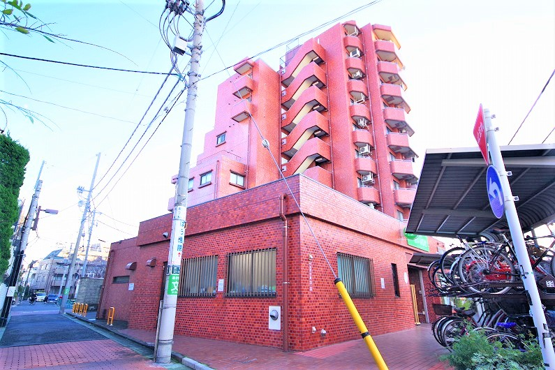 モナークマンション方南町_外観-9