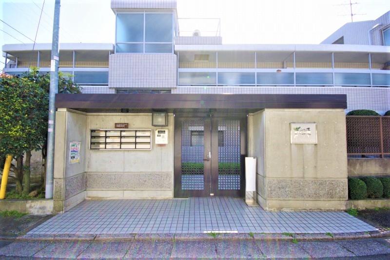 コスモヒルズ東松原外観 (1)