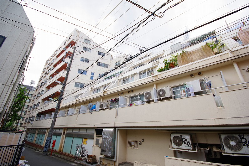 シャトレー渋谷_外観 (4)
