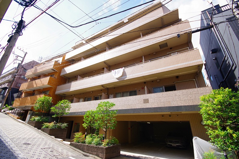 デュオ・スカーラ西新宿Ⅱ_外観 (1)