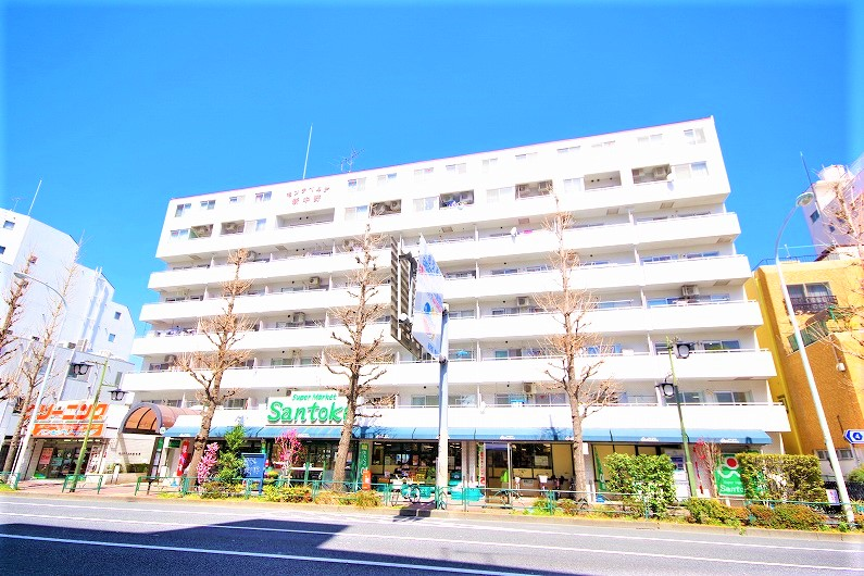 モンテベルデ新中野_外観 (1)