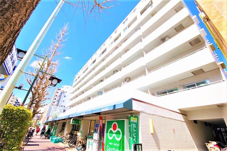 モンテベルデ新中野_外観 (3)