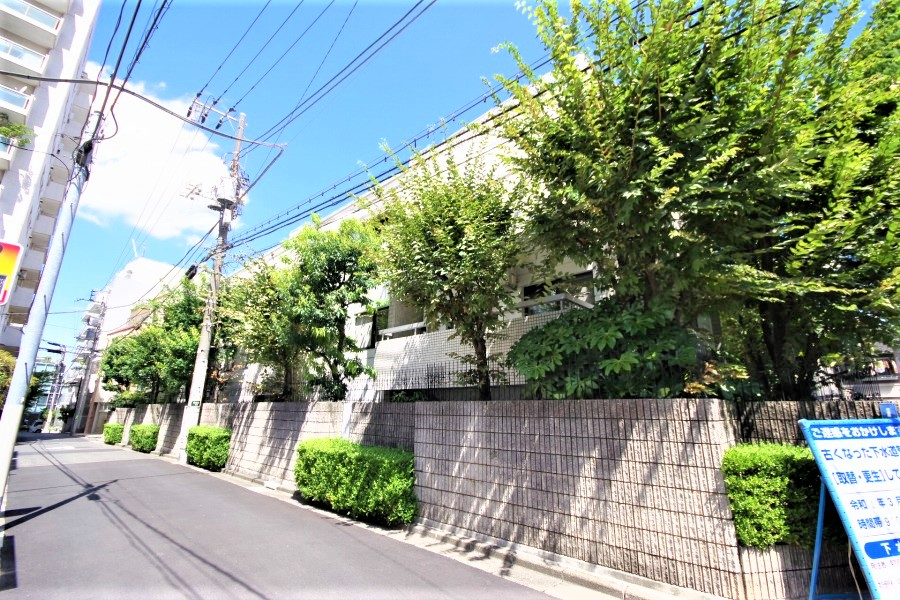 インペリアル渋谷神泉フラット外観 (20)
