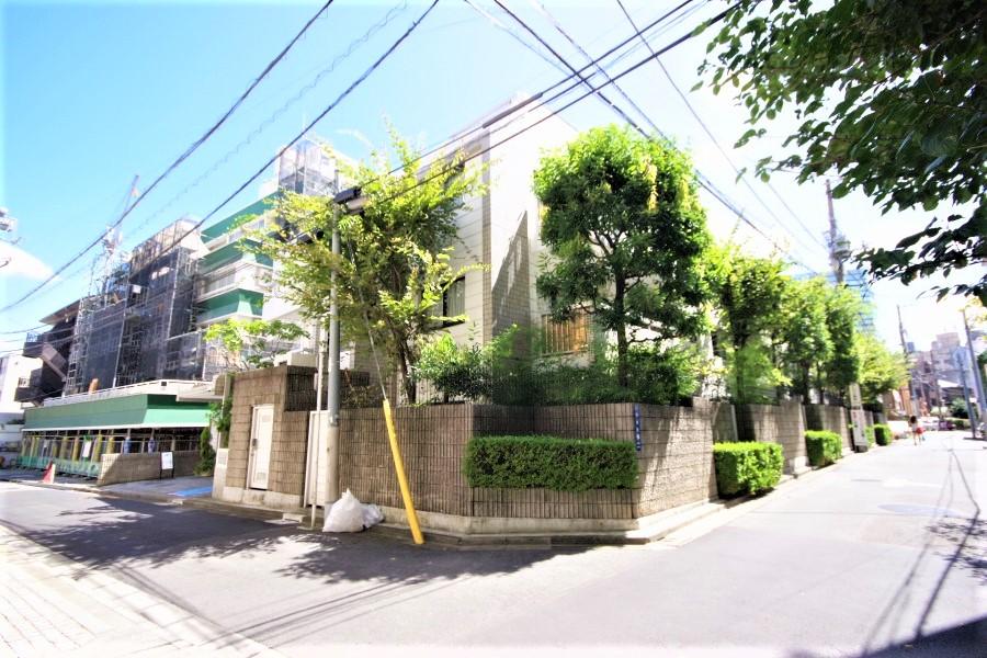 インペリアル渋谷神泉フラット外観 (3)