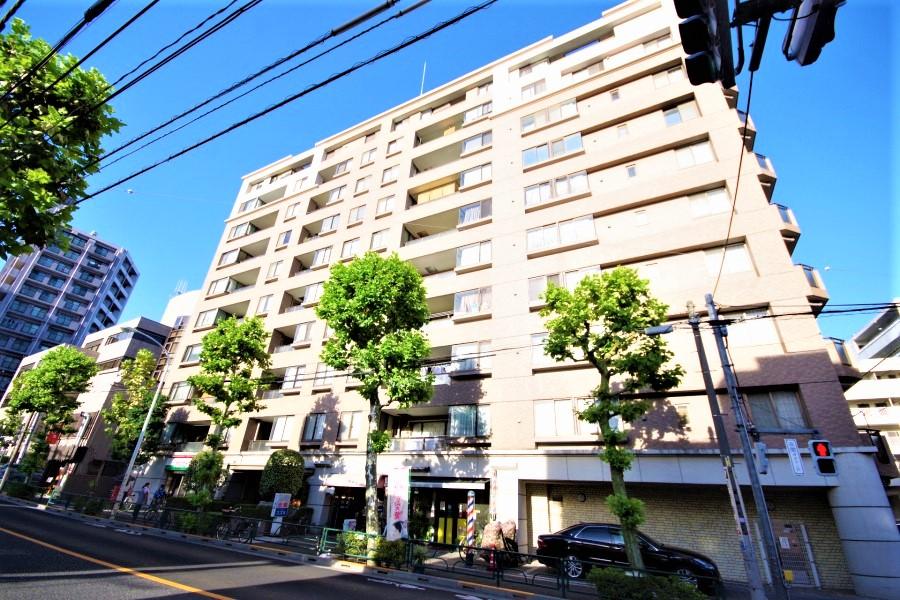 朝日マンション新中野 (1)