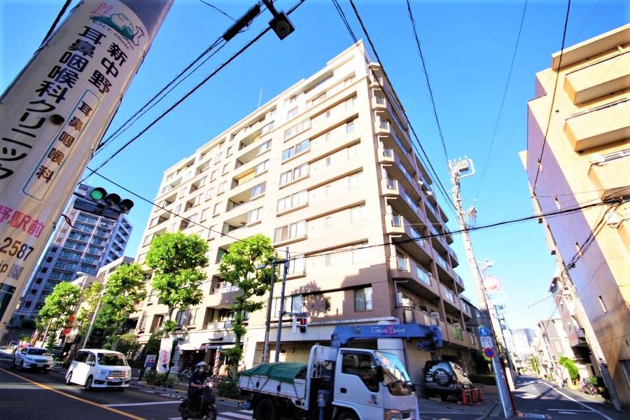 朝日マンション新中野 (8)