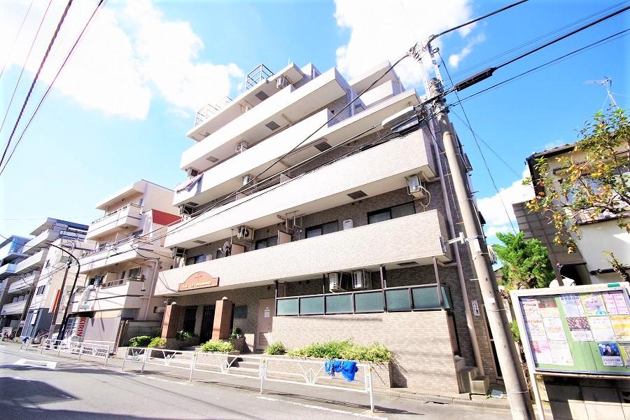ライオンズシティ渋谷本町外観・共用 (1)